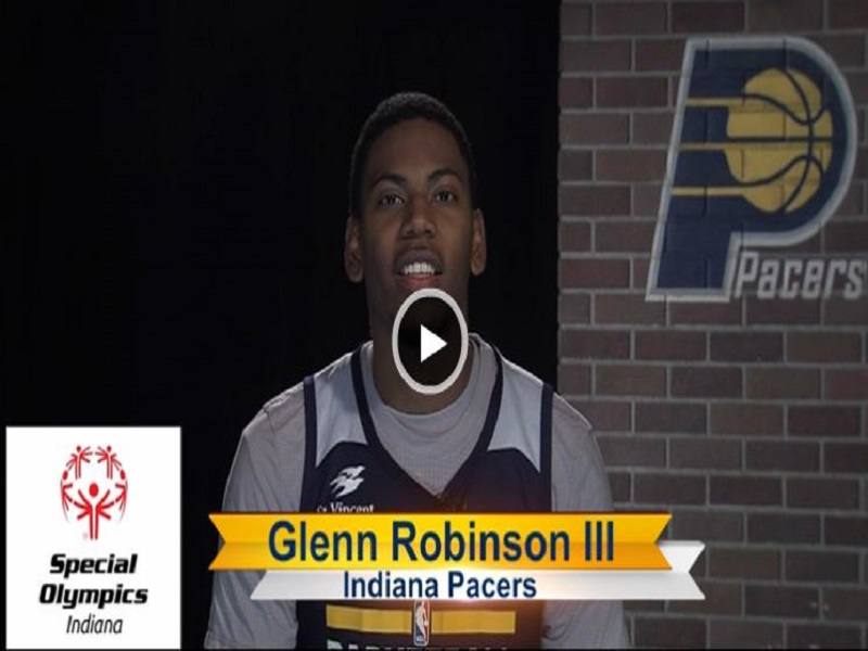 Glenn Robinson III Encourages YOU to Plunge!