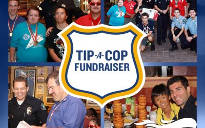 Indiana Law Enforcement Agencies Partner with Red Robin for Annual Tip-A-Cop® Fundraisers