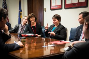 Special Olympics Delegates Make Case of Impact and Need for Critical Funding on Capitol Hill