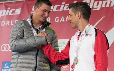 Indiana Teen Captures Gold at Special Olympics World Winter Games