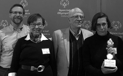 2017 Spirit of Special Olympics Family of the Year