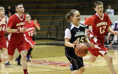 Hundreds to Compete in Special Olympics Indiana's 47th Annual State Basketball Tournament
