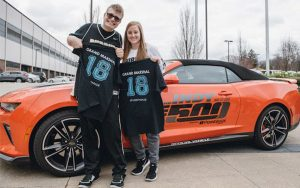 Abby Abel and Mitch Bonar, Inspirational Advocates for Unified Sports, Named Grand Marshals of the 2018 IPL 500 Festival Parade
