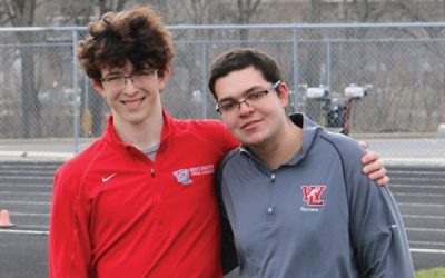 Special Olympics Youth of the Week: Thomas Day and Federico Romero
