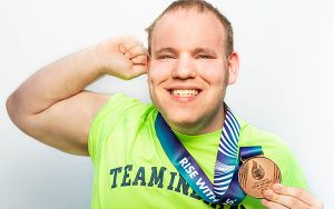 Team Indiana Shines at the 2018 Special Olympics USA Games