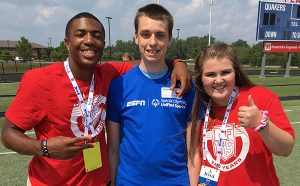 NFHS Hosts Third Annual Unified Experience as part of its 2018 National Student Leadership Summit